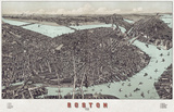 Boston  Massachusetts  1899