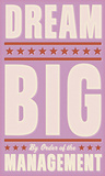 Dream Big (pink)