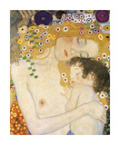 Mother and Child (detail from The Three Ages of Woman)  c 1905