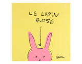 Le Lapin Rose