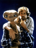 ET 1982 Directed by Steven Spielberg Director Steven Spielberg and ET