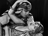 The Son of the Sheik De George Fitzmaurice Avec Vilma Banky  Rudolph Valentino  1926