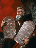 The Ten Commandments 1956 Directed by Cecil B Demille Charlton Heston