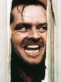The Shining  Jack Nicholson  Directed by Stanley Kubrick  1980
