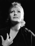 The Kiss 1929 Directed by Jacques Feyder Greta Garbo