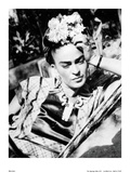 Portrait of Frida Kahlo