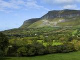 Benbulben And King's Mountain  County Sligo  Ireland