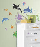 New Speed Limit Awesome Ocean Peel & Stick Wall Decals