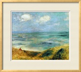 Seashore at Guernsey  1883