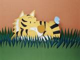 Illustration Tiger