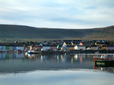 The Harbour at Portmagee on the Ring of Kerry  County Kerry  Ireland