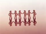 Group of People  Holding Hands