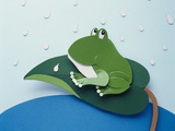 Illustration Frog
