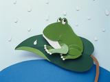 Illustration Frog