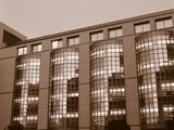 Peter Morton Medical Building at An University Campus