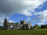 Hore Cistercian Abbey  Established 1272  Cashel  County Tipperary Ireland