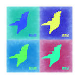 Miami Pop Art Map 2