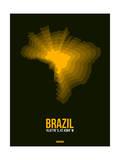 Brazil Radiant Map 1