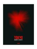 Tokyo Radiant Map 3
