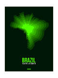 Brazil Radiant Map 2