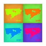 Detroit Pop Art Map 1