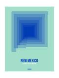 New Mexico Radiant Map 1