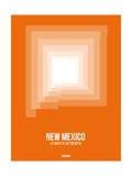 New Mexico Radiant Map 3