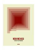 New Mexico Radiant Map 2