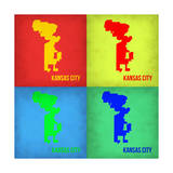 KansasCity Pop Art Map 1