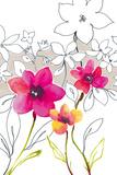 Croquis Floral III