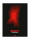 Mississippi Radiant Map 6
