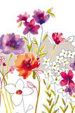 Croquis Floral IV
