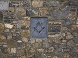 Masonic Coat of Arms  Masonic Hall Exterior  Limerick City  Ireland