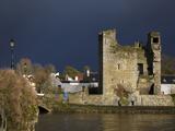 Black Castle (1188) Near the 14th Century Bridge Over the River Barrow