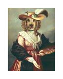 Madame Vigee Lebrun