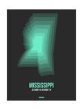 Mississippi Radiant Map 4