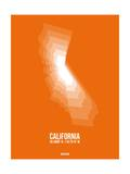 California Radiant Map 7
