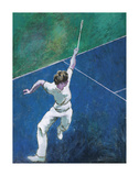 The Racquet Player