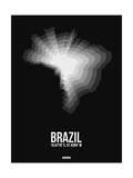 Brazil Radiant Map 4