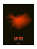 Iceland Radiant Map 1