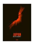 Japan Radiant Map 1