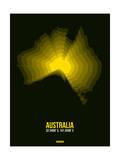 Australia Radiant Map 3