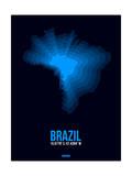 Brazil Radiant Map 3