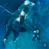 Polo Players - Blue