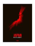 Japan Radiant Map 3
