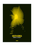 South Korea Radiant Map 3