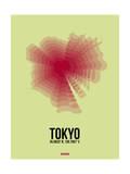 Tokyo Radiant Map 1