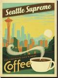 Seattle Supreme Coffee