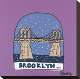 Brooklyn Snow Globe