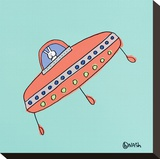 UFO Lala - Teal
